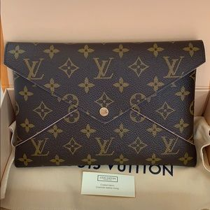 AUTHENTIC LV KIRIGAMI
